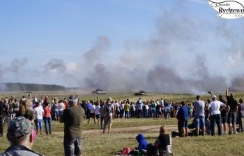 Atrakcje na Mazurach, bitwa czołgów Orzysz, mazurski piknik militarny